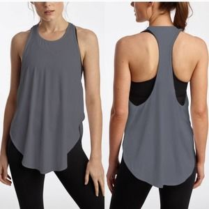 DYI Split second nightfall tank top sz. M